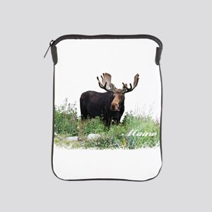 Maine Moose iPad Sleeve