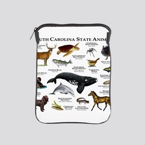 South Carolina State Animals iPad Sleeve