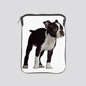 Boston Terrier Puppy iPad Sleeve