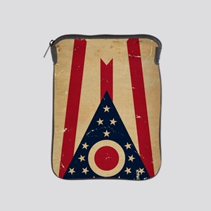 Ohio VINTAGE iPad Sleeve