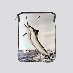 Striped Marlin iPad Sleeve