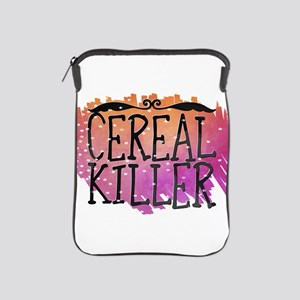 Cereal Killer iPad Sleeve
