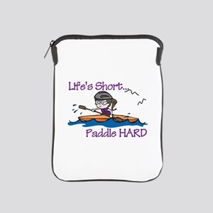 Paddle Hard iPad Sleeve