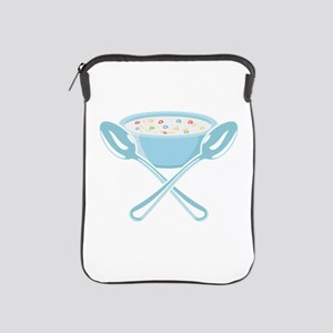 Breakfast Food Foodies Grains Cereal K iPad Sleeve