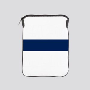 Retired Police Officer Design Retireme iPad Sleeve