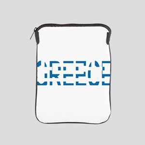 GREECE iPad Sleeve