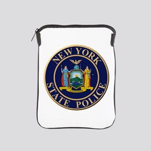 Police for the state of New York iPad Sleeve