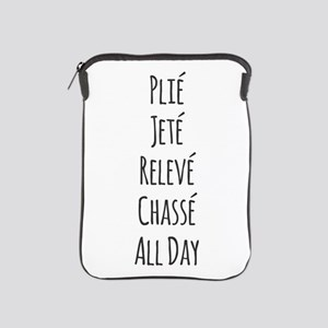 Ballet All Day iPad Sleeve