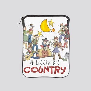 Little Bit Country iPad Sleeve