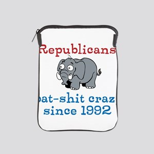 Bat-shit Crazy GOP iPad Sleeve