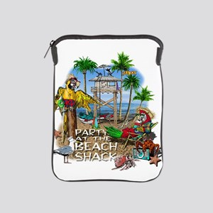 Parrots Beach Party iPad Sleeve