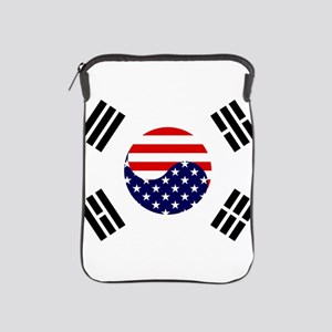 Korean-American Flag iPad Sleeve