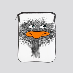 ostrich design3 iPad Sleeve