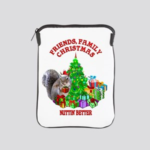 Christmas Squirrel iPad Sleeve