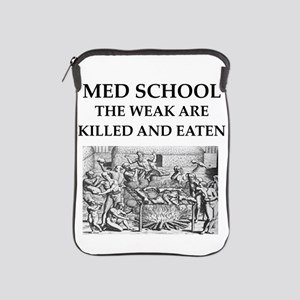 med,school iPad Sleeve