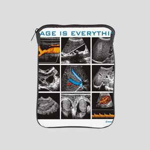 General ultrasound images iPad Sleeve