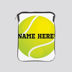 Personalized Tennis Ball iPad Sleeve