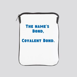 Chemistry Joke iPad Sleeve
