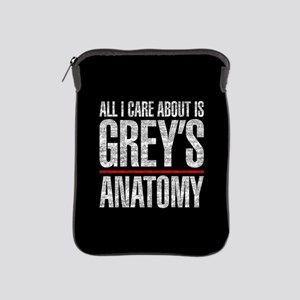 Grey's All I Care About iPad Sleeve