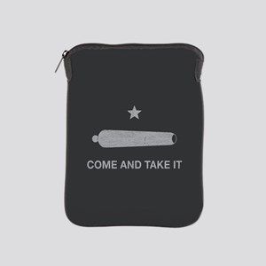 Come And Take It iPad Sleeve
