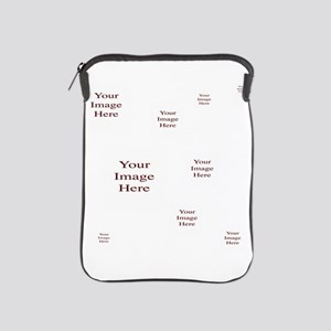 Your Images Here! iPad Sleeve