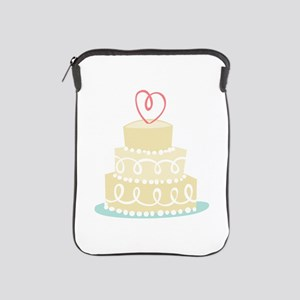 Wedding Cake iPad Sleeve