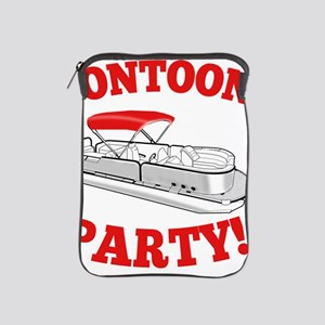 Pontoon Party! iPad Sleeve