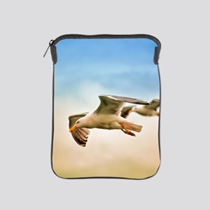 Flying Seagulls iPad Sleeve