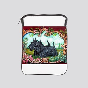 Scottish Terrier Pair iPad Sleeve