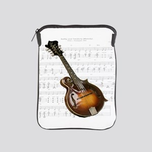 Mandolin and Sweet Music iPad Sleeve