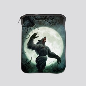 Howl-SmallPoster iPad Sleeve