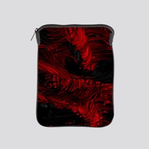 impressive moments full of color-red b iPad Sleeve