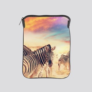 Beautiful Zebras iPad Sleeve
