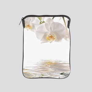 Orchids Reflection iPad Sleeve