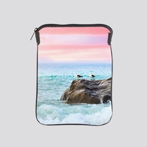 Seagulls at Sunrise iPad Sleeve