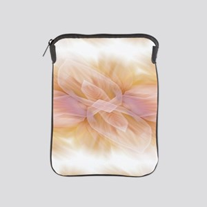 hipster ombre flower watercolor iPad Sleeve
