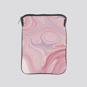 modern swirls iPad Sleeve