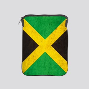 Vintage Jamaica Flag iPad Sleeve