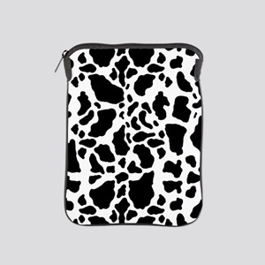Cow Print Pattern iPad Sleeve
