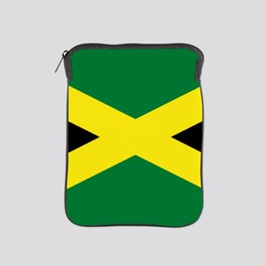 jamaican flag iPad Sleeve