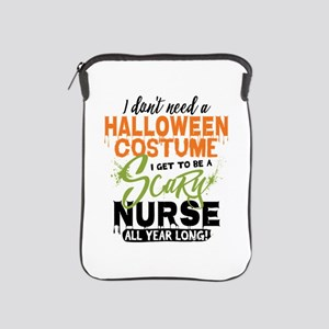 Nurse Halloween iPad Sleeve