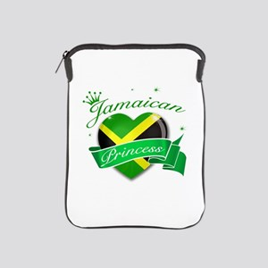 Jamaican Princess iPad Sleeve
