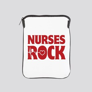 Nurses Rock iPad Sleeve
