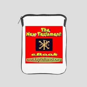 The New Testament eBook iPad Sleeve