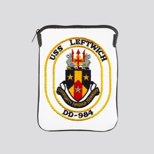 USS LEFTWICH iPad Sleeve