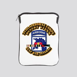 Army - DS - XVIII ABN CORPS - w DS iPad Sleeve