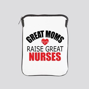 Moms Raise Nurses iPad Sleeve
