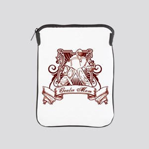Hockey Goalie Mom iPad Sleeve