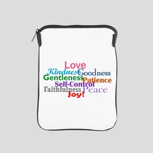 Fruit of the Spirit iPad Sleeve