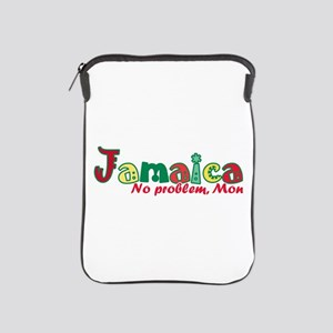 Jamaica No Problem iPad Sleeve